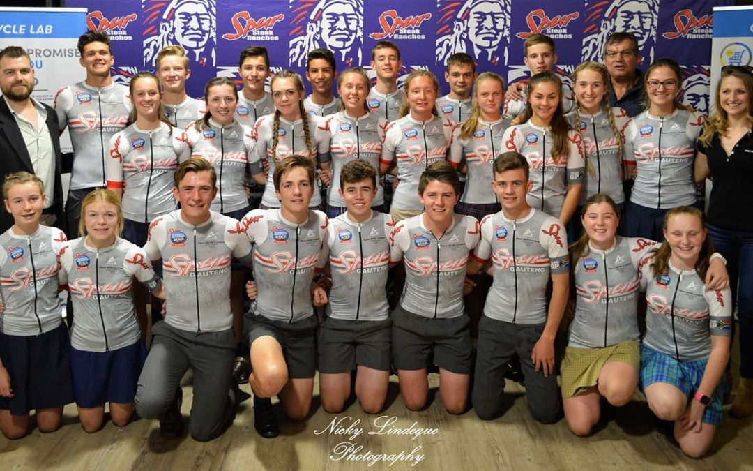 Positive Sports Solutions and HEAD ambassadors make Spur Nationals Dream Team