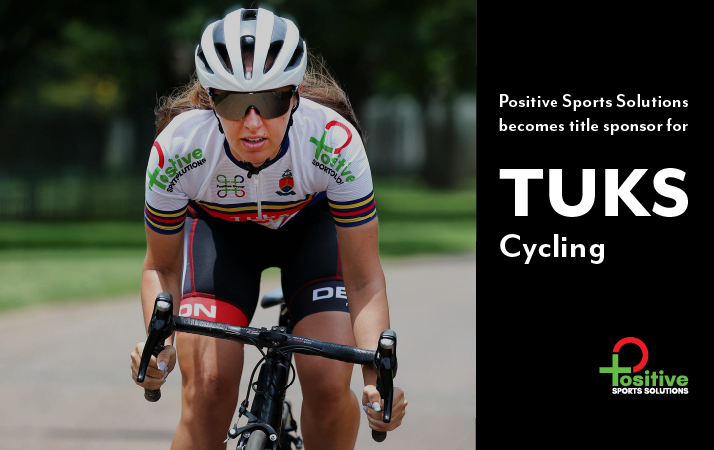 Positive Sports Solutions becomes title sponsor for TUKS Cycling