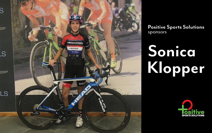 Positive Sports Solutions sponsors young rider, Sonica Klopper