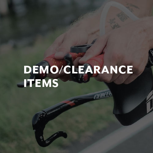DEMO / CLEARANCE ITEMS