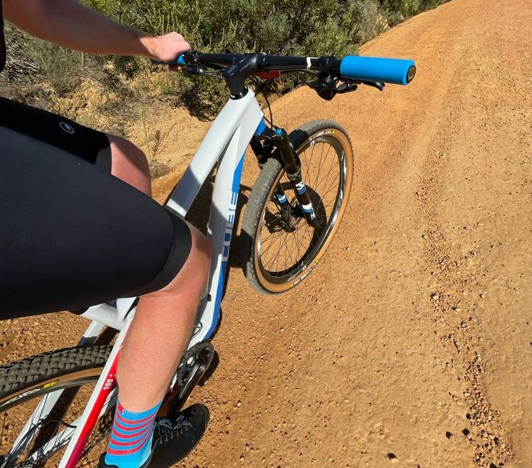 Tufo Mountain Bike Tires Review by HB Kruger